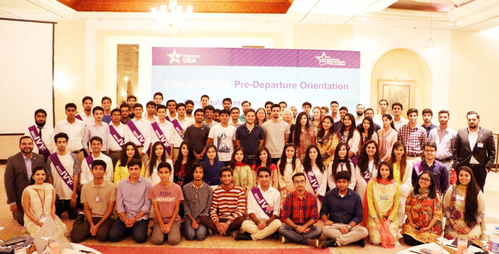 PDO participants gather for one last group photograph together!
