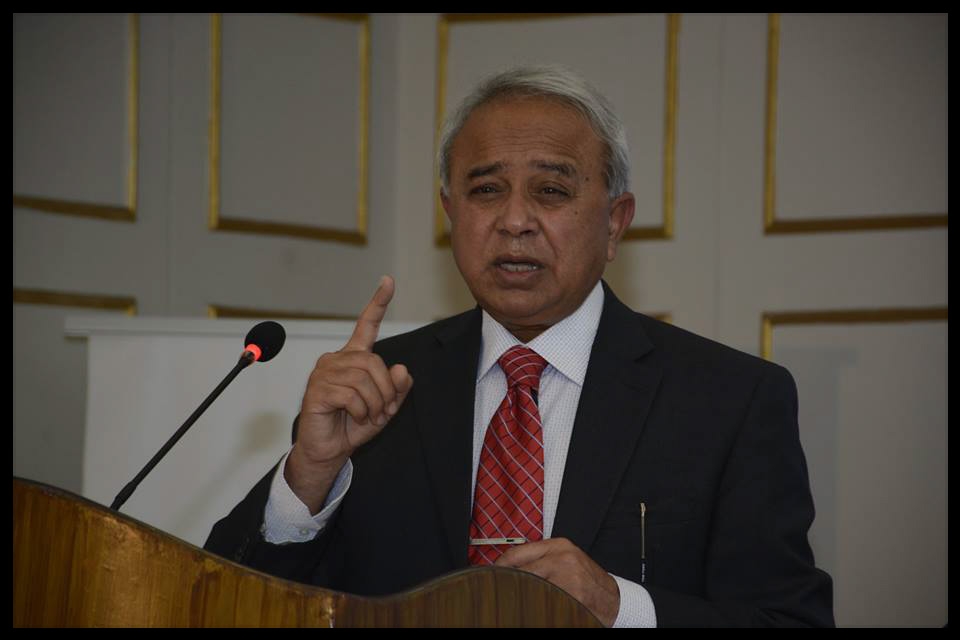 Prof. Dr. Ghulam Raza Bhatti