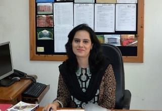 Meet Fulbright Scholar Dr. Nazish Shahid.