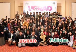 111 Pakistani students prepare to spend a semester at U.S. universities.
