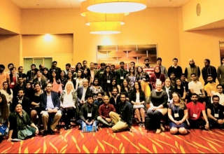 Participants of the Fulbright Reentry and Social Enterprise Seminar 2018