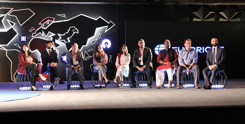Panel discussions at the conference provided a vibrant exchange of ideas