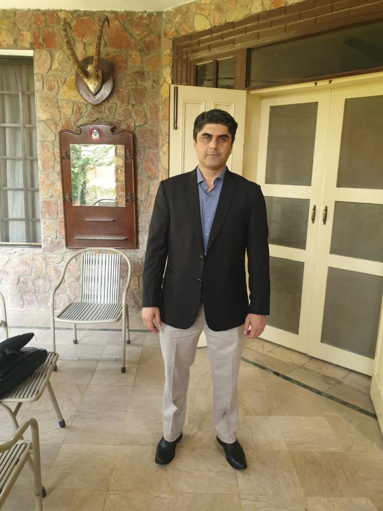 Nauman Afzal Afridi pic