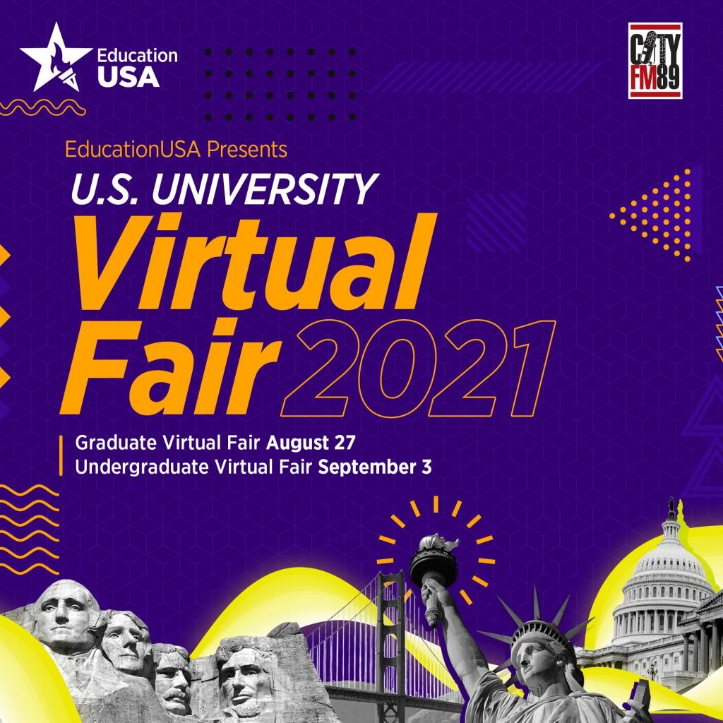 US University Virtual Fair 2021