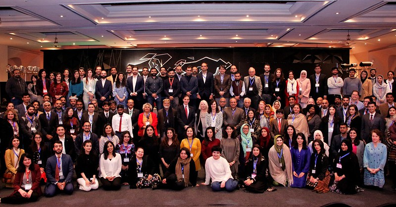 More than 200 Fulbright alumni participated in the three-day 16th Annual Fulbright Conference in Islamabad