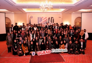 Almost 100 grantees prepare to depart for the U.S. under the Global UGRAD program