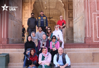The 16th South Asia Tour brought 13 U.S. university reps to Pakistan