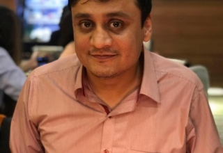 """Dr. Ali Nasir went from being a self-professed """"school runaway"""" to a Fulbright grantee at University of Michigan – Ann Arbor"""